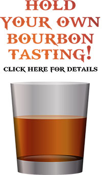 Hold you own bourbon tasting